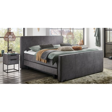 Boxspring Caresse 6060 incl voetbord